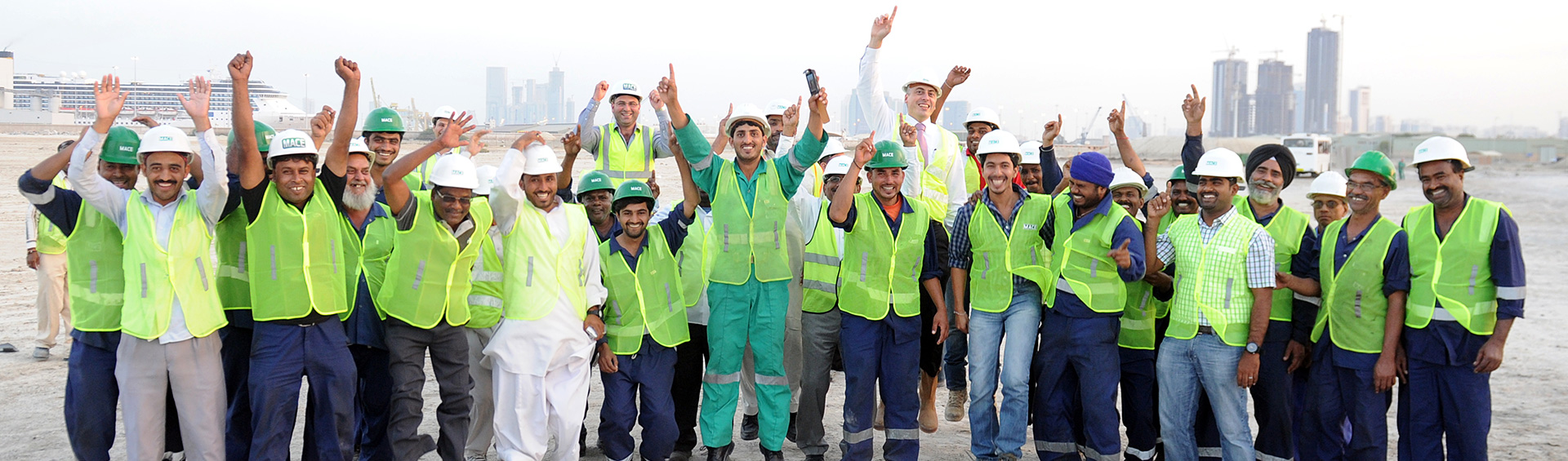 MACE Contractors – Quality and Excellence since 1968 | Careers